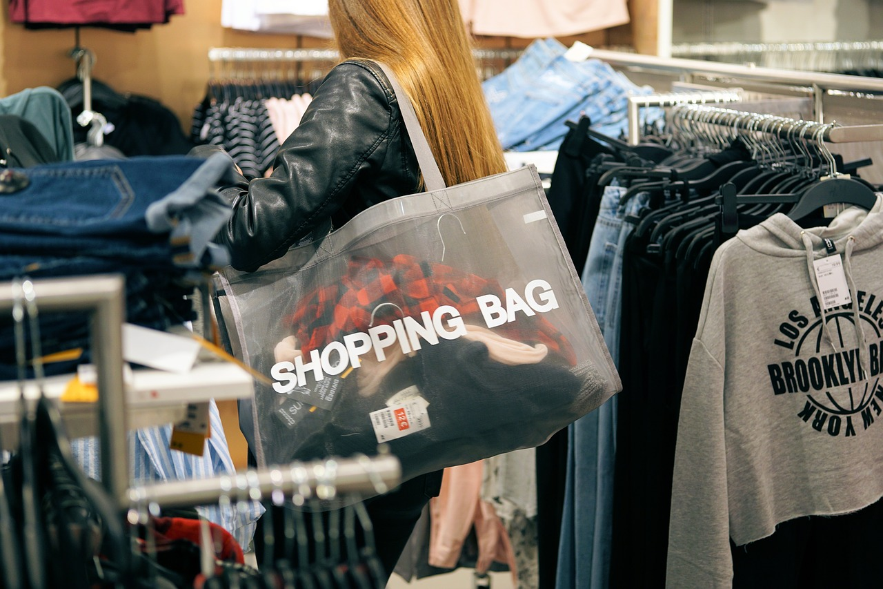 Wygodne zakupy, czyli wielki postęp świata